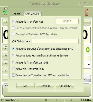 Activation des puces Djezzy par SMS